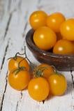 Świezi pachino pomidory zdjęcie royalty free