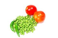 świezi warzywa Obraz Stock