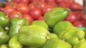?wiezi zieleni pieprze dla sprzeda?y w lokalnym jedzeniu wprowadza? na rynek zbiory wideo