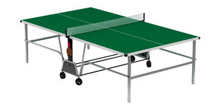 śwista pong stół Obraz Royalty Free