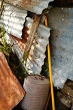 Świstek Gofrujący żelazo zdjęcia stock