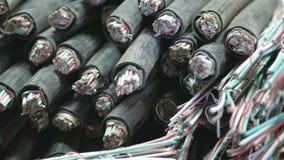 Świstek, miedziany kabel zbiory