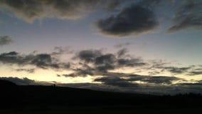 Świt nad Waimea jar - widok od Kekaha na Kauai wyspie, Hawaje zbiory wideo