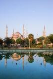 Sułtan Ahmet Camii w Istanbuł Obrazy Stock