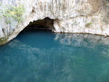 Źródło rzeka Zdjęcia Stock