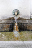Źródło wody Obrazy Stock