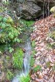 Źródło wody obraz stock