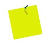 Żółta poczta ja ilustracja wektor
