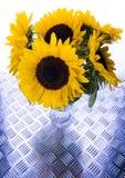 żółte emocji Zdjęcia Royalty Free