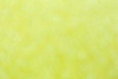 żółty bokeh abstrakt deseniowy tło Obraz Stock