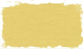 Żółty grunge tło ilustracji