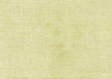 Żółty kolor tkaniny wzór Obraz Royalty Free