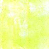 Żółty tło Obraz Stock
