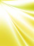 Żółty tło Obraz Royalty Free