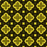 żółty tło Zdjęcia Stock