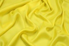 Żółty tło Fotografia Stock