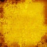 Żółty tkaniny Fotografia Royalty Free