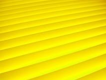 Żółty wzoru tło zdjęcia stock