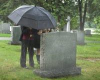 żałobnicy młodzi Zdjęcie Royalty Free