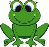 żaba wektor Zdjęcia Stock
