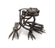 żaby żelazo Obrazy Royalty Free