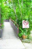 Żadny roweru ruchu drogowego symbole i znaki Żadny wejście dostęp zdjęcie stock