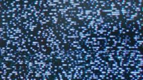 Żadny sygnał TV, tekstura z telewizyjnym słoistym hałasu skutkiem dla tła ilustracji
