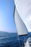 Żagiel łódź zdjęcia stock