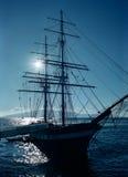 żagla statek Zdjęcia Royalty Free
