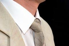 Żakiet i krawat fotografia stock