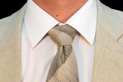 Żakiet i krawat zdjęcia stock