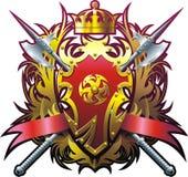 Żakiet ręki royalty ilustracja