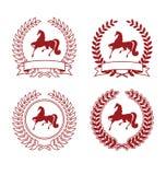 żakieta (1) koń Obrazy Stock