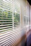 żaluzj okno Obraz Stock