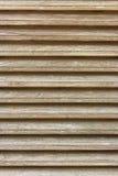 żaluzja drewniana zdjęcie stock