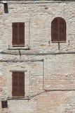 żaluzja włoski styl zdjęcie stock