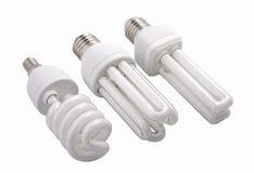 żarówek energii światła nowożytny oszczędzanie Obraz Royalty Free