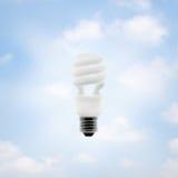 żarówka energooszczędna Obrazy Stock