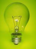 żarówki łamany światło Zdjęcie Stock