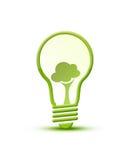 żarówki światła roślina Obraz Stock