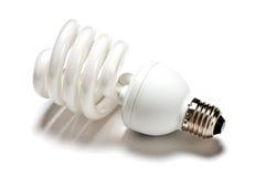 żarówki światło ścisły fluorescencyjny Obraz Royalty Free