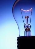 żarówki światło Fotografia Royalty Free