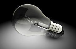 żarówki światło ilustracja wektor
