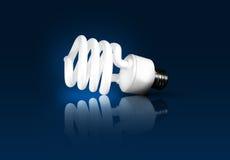 żarówki energii światła oszczędzanie Zdjęcie Stock