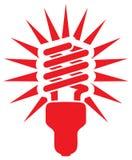 żarówki energii światła oszczędzanie Royalty Ilustracja
