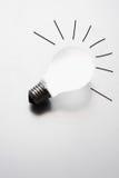 żarówki inkasowego projekta elementów ikon pomysłu światła loga ustalony szablonu wektor Zdjęcie Stock