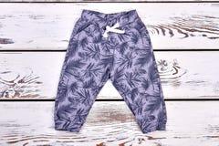 Żartuje pięknych projektów spodnia Obraz Stock