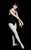Żeńska Balerina Fotografia Stock