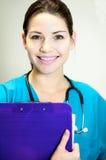 żeńska pielęgniarka Zdjęcie Royalty Free