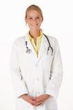 żeński medyczny fachowy studio Zdjęcia Stock